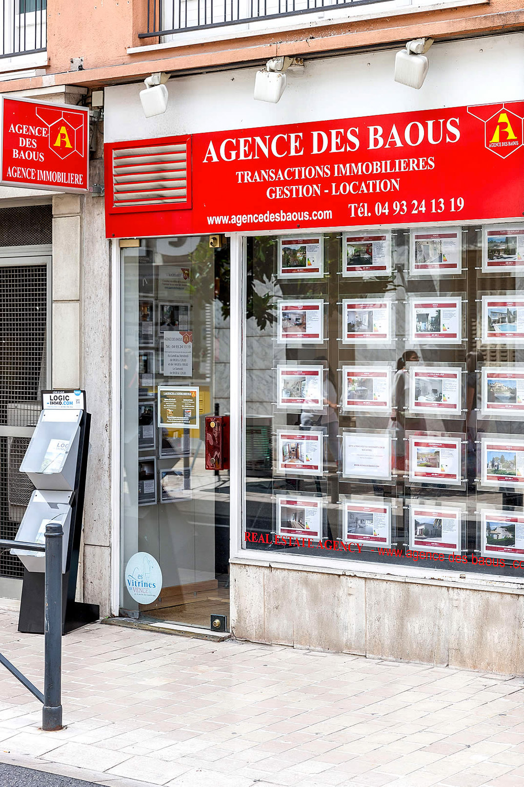 Photo of the real estate agency Agence des Baous